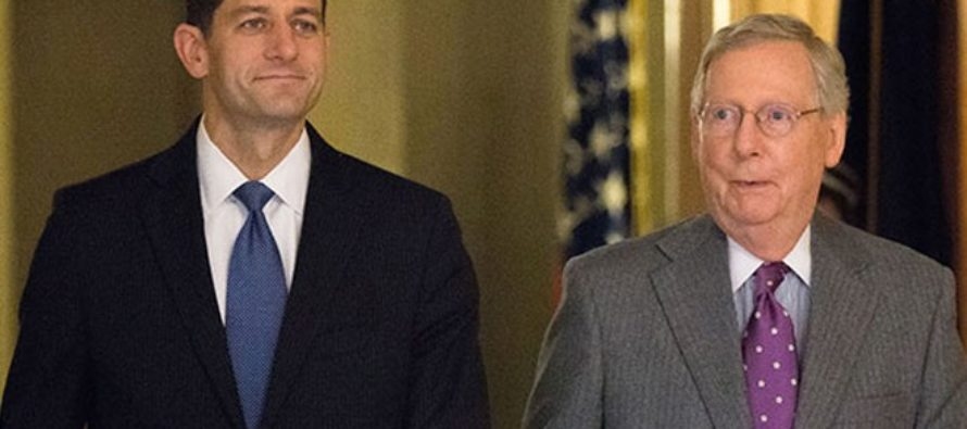 Mike Pence's Chief of Staff: It's time to purge do nothing Republicans including McConnell & Ryan