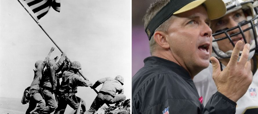 SHAME ON HIM! Saints Coach Says More Americans Died By Guns Than All U.S. Wars Combined