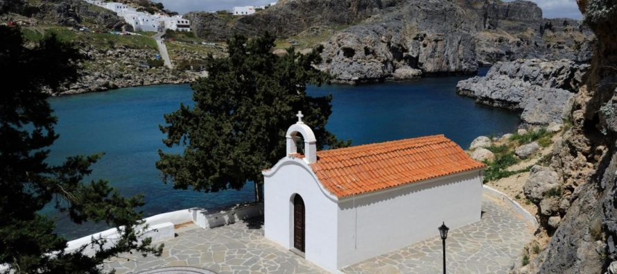 Couple's Sex Act For Marriage Photo RUINS Future Weddings At Greek Monastery [PHOTO]