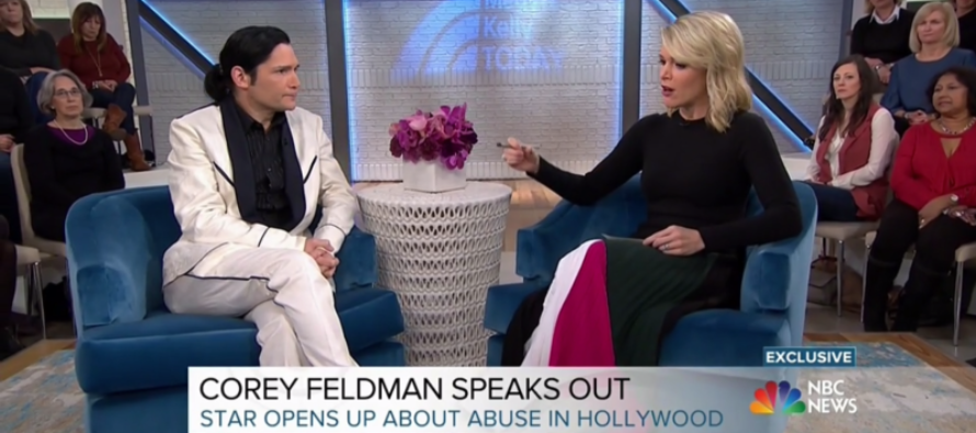 Corey Feldman said there was an attempt on his life over revealing Hollywood pedophiles [VIDEO]