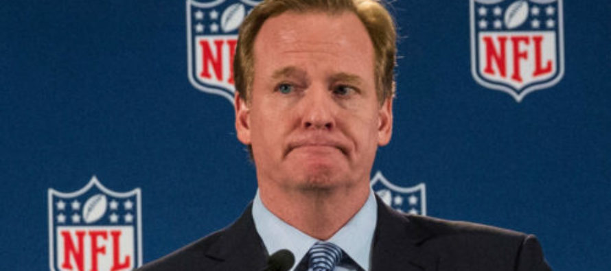 Roger Goodell Is Demanding An Obscene Amount Of Money To Remain NFL Commissioner