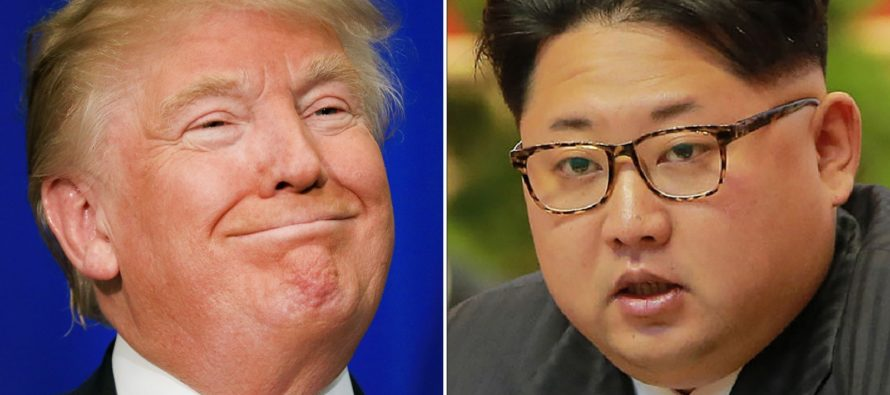 "BREAKING: Trump Sends BRUTAL Message To Kim Jong-Un – ""Do Not…"" [VIDEO]"