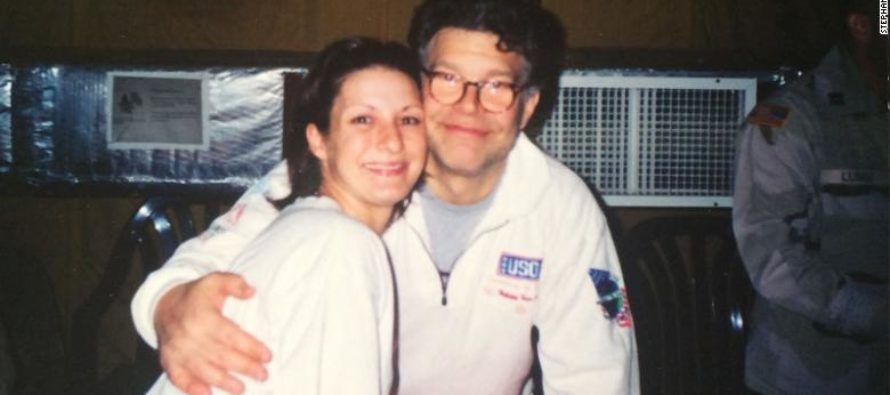 BREAKING: Things Just Got a LOT Worse for Al Franken Amid Sex Scandal [VIDEO]