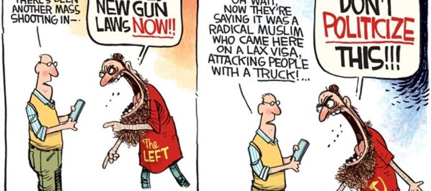 NYC Attack (Cartoon)