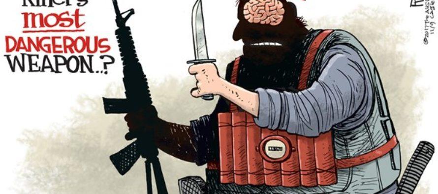 Mass Killer (Cartoon)