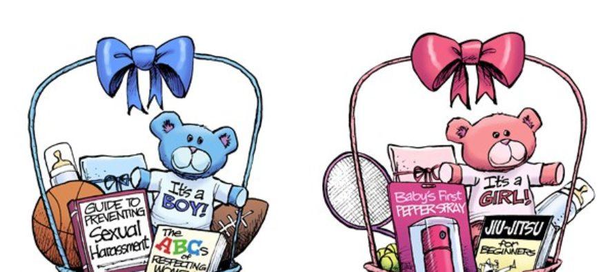 Gift Baskets (Cartoon)