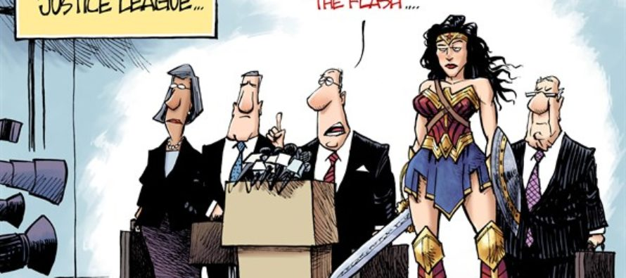 Justice League (Cartoon)