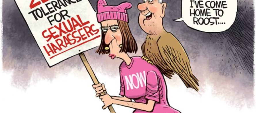 Clinton Chicken (Cartoon)