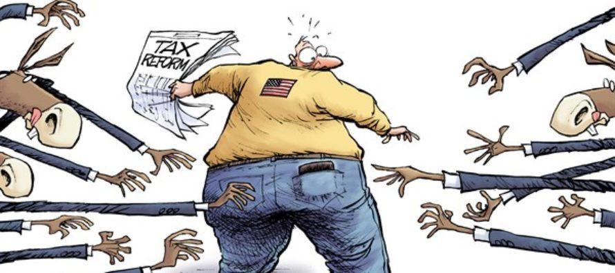 Handsy Democrats (Cartoon)