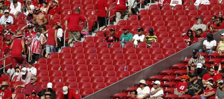 BOOM: NFL Gets MORE Bad News As Players Continue to Kneel