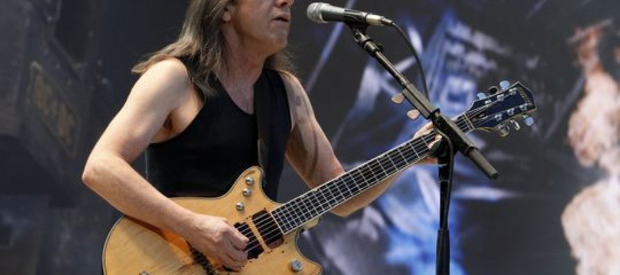 Legendary AC/DC Guitarist FOUND DEAD at 64 [VIDEO]