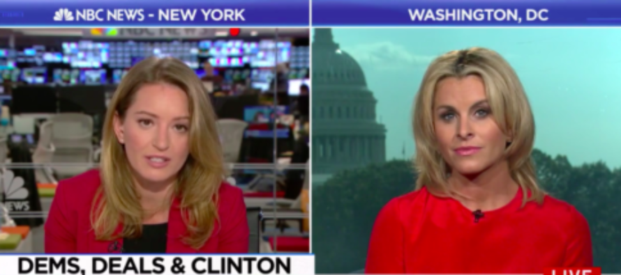 Team Hillary Comes Out Guns Blazing… Calls Donna Brazile a Liar and Blames Russia [VIDEO]