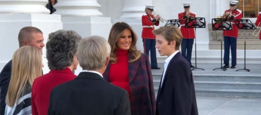 ISIS Calls For Barron Trump To Be ASSASSINATED – Posts His Personal Information Online…