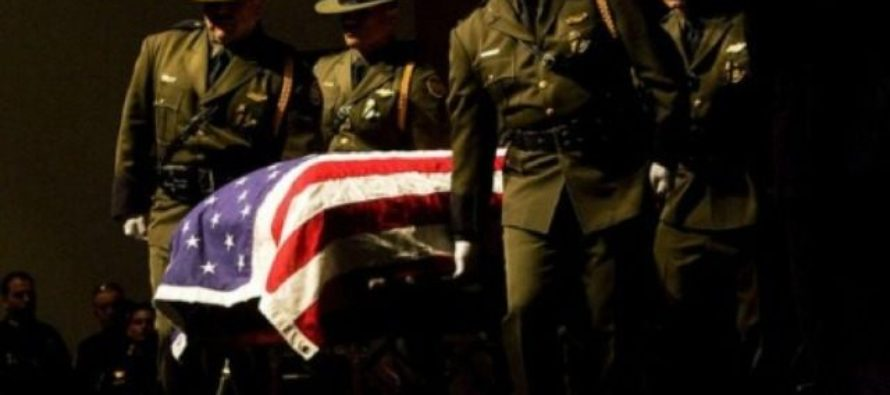 BUILD THE WALL: Border Patrol Agent Dead, Partner in Serious Condition in Texas