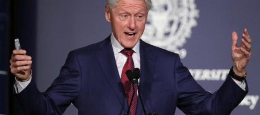 Hillary Claims Bill Clinton Wouldn't Have 'Survived' As President If Fox News Had Existed Earlier