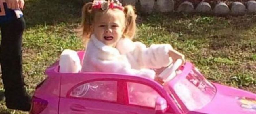 3 Year-Old Girl VANISHES From NC Bed – Mother, FBI Desperate To Find Her…