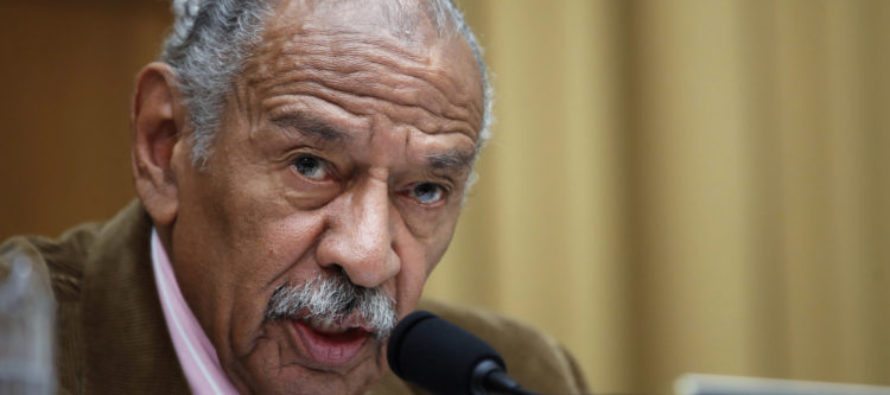 Dem. Congressman John Conyers Breaks His Silence After He's Accused Of Sexual Misconduct