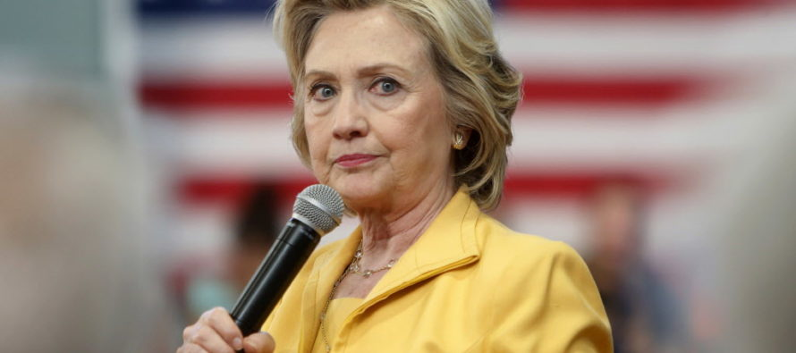 BREAKING: Hillary Clinton Is in 'Secret Negotiations' to Purchase ANOTHER Trump Dossier