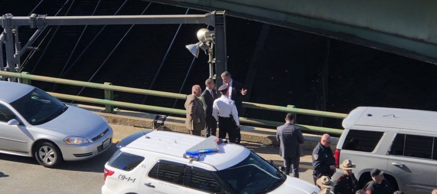 Unknown Suspect: Shots Fired, Police Cruiser Stolen in Providence [VIDEO]