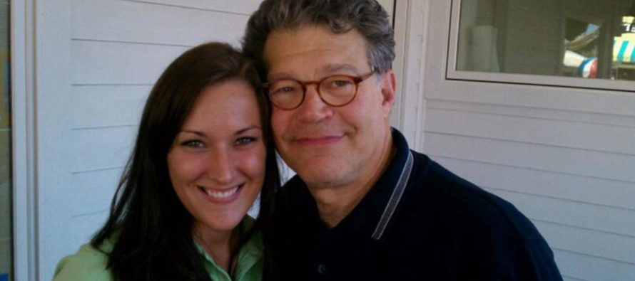 JUST IN: Al Franken Hit With New Sexual Assault Allegation