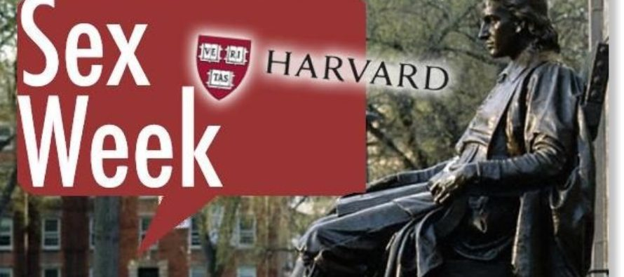 "Ivy League Harvard University Hosts Sex Class – ""What What In the Butt: Anal 101"" [VIDEO]"