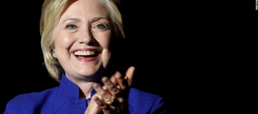 HAH! Hillary Clinton Tries to Take Credit for Last Night's Democratic Wins