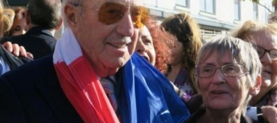 Holocaust Survivor Saved By Americans Donates $1M Out of Gratitude to Help Wounded Soldiers