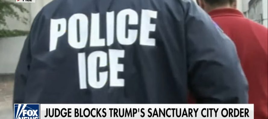 Federal Judge Rules That Trump's Sanctuary City Executive Order Is UNCONSTITUTIONAL [VIDEO]