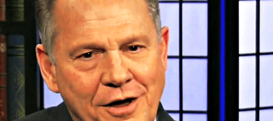 BREAKING: Judge Roy Moore Files Lawsuit to BLOCK AL Senate Election Result