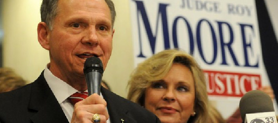 Roy Moore's Wife Breaks Her Silence After Her Husband Is Accused Of Sexual Misconduct