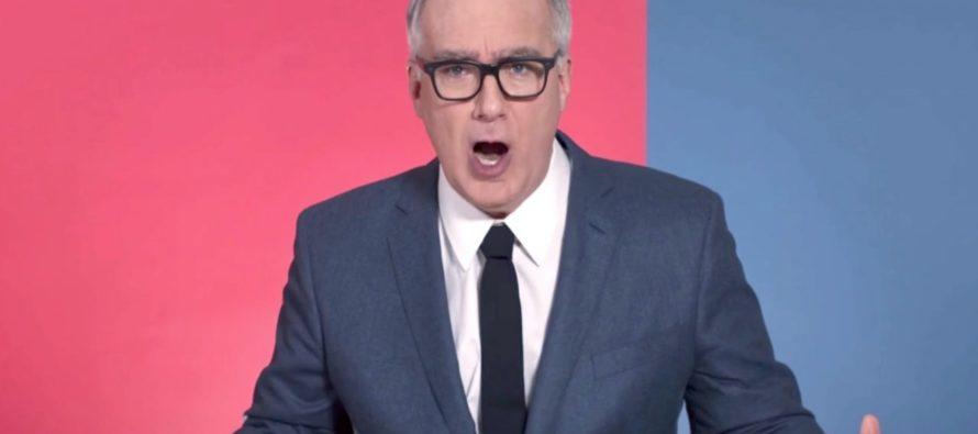Keith Olbermann Says Osama Bin Laden Did Less Damage To America Than President Trump [VIDEO]