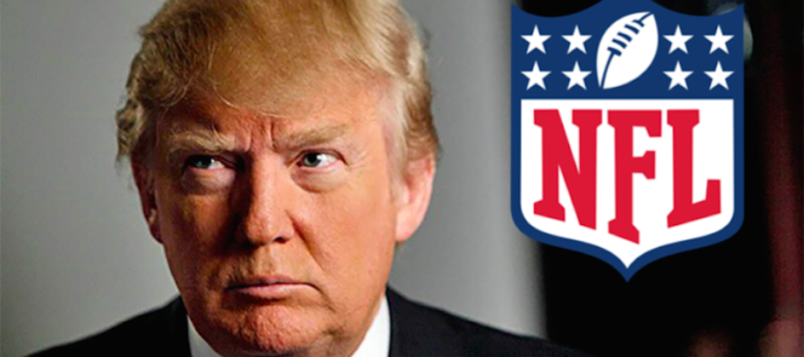 Trump UNLEASHES on NFL Head Roger Goodell for Allowing Players to Kneel