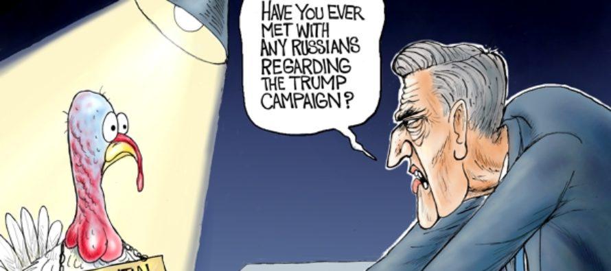 Grilled Turkey (Cartoon)