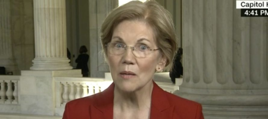 Elizabeth Warren Throws Hillary Clinton Under The Bus – She's Been Exposed