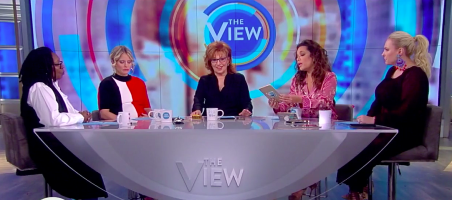 Joy Behar Tries To Blame Al Franken Sex Allegations On Trump – IMMEDIATELY Gets Shut Down On Live TV [VIDEO]
