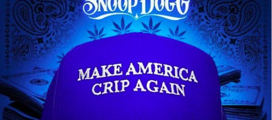 Snoop Dogg Album Cover Goes TOO FAR – U.S. Flag Lays Over Dead Trump [AUDIO]