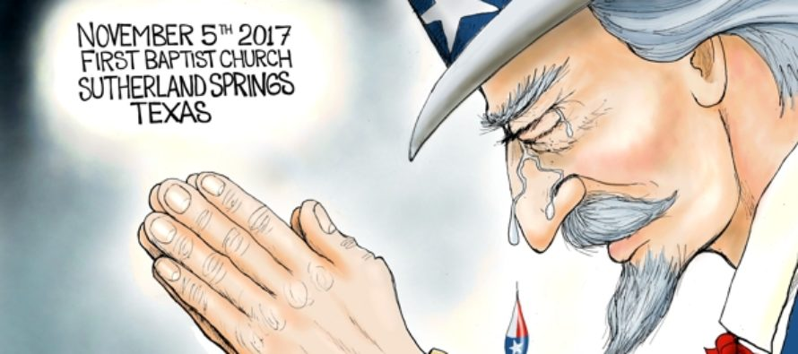 Atheist Mocking Be Damned (Cartoon)
