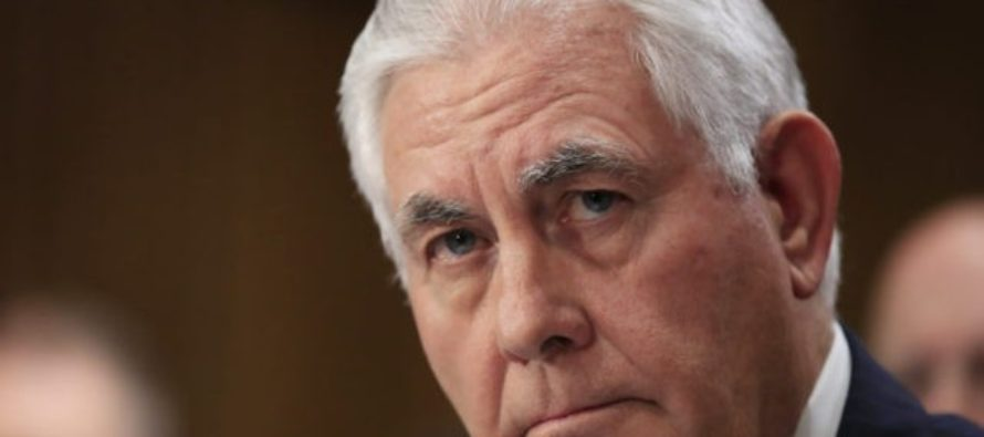 BREAKING: Trump Firing Rex Tillerson – Now We Know His Likely Replacement