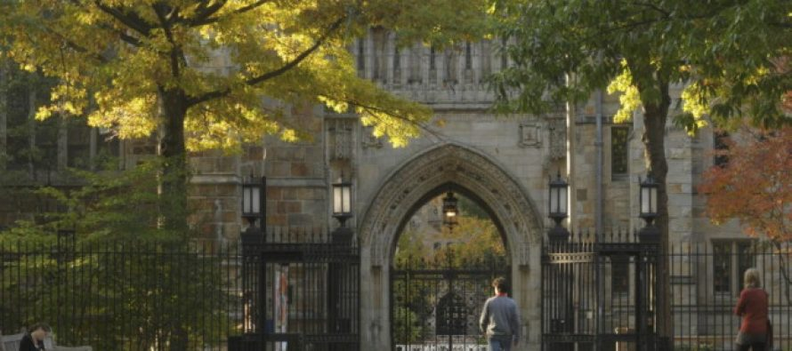 Yale Causes Controversy By Removing Portraits of White People