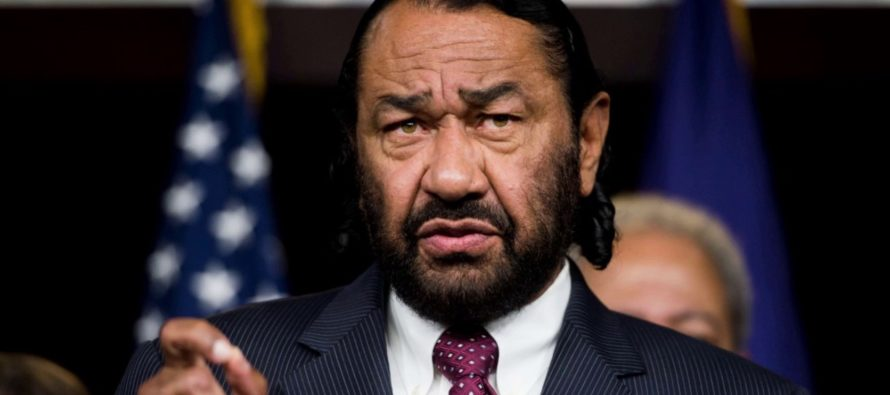 ANOTHER ONE: Democrat Rep. Al Green Slept With And Then Sued Allegedly Drug-Addicted Staffer