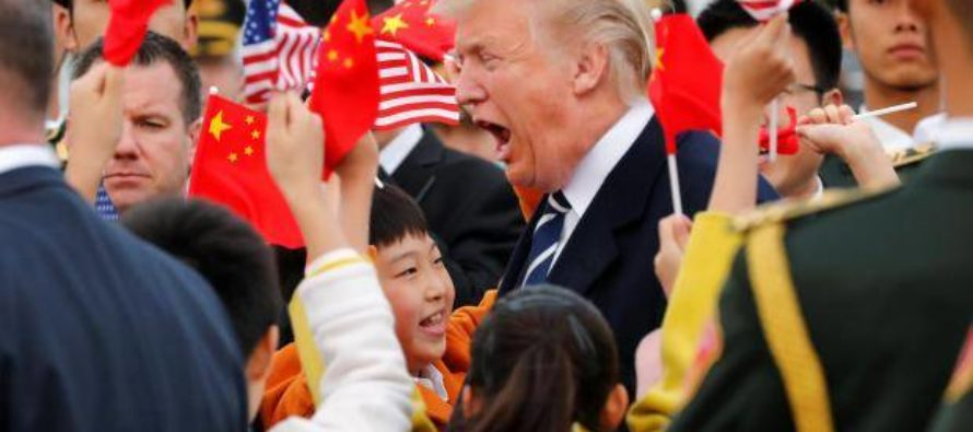 Beijing Residents Say Trump Is Far Better President Than Obama – MEDIA BLACKOUT