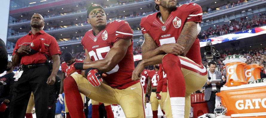 BOOM: NFL Gets BRUTAL DOSE OF KARMA as Anthem Protests Continue