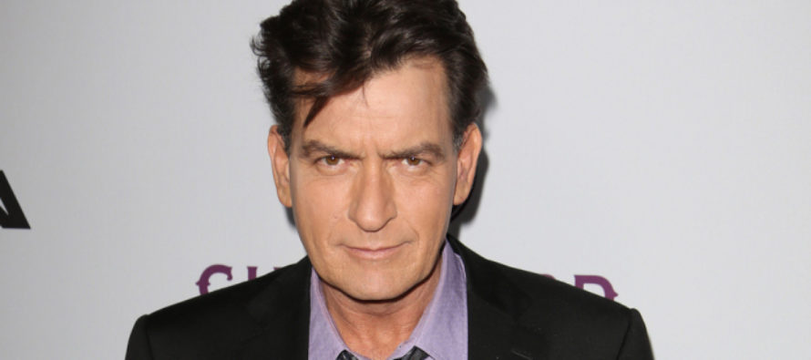 Charlie Sheen Breaks His Silence After He's Accused Of RAPING 13 Year-Old Corey Haim [VIDEO]