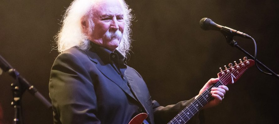 Adam Baldwin SPANKS David Crosby For Tweeting 'Trump Dummies' Aren't Welcome At His Shows