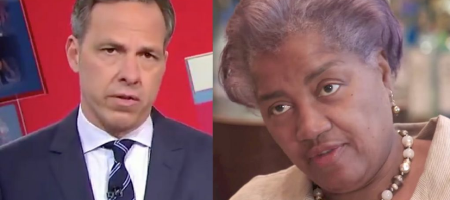 Donna Brazile DROPS BOMB On CNN's Jake Tapper