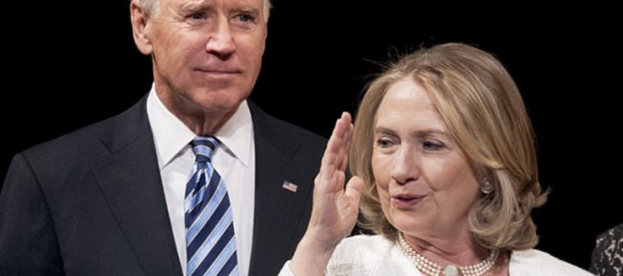 Joe Biden Turns On Hillary – Exposes Disturbing Secret She's Been Hiding