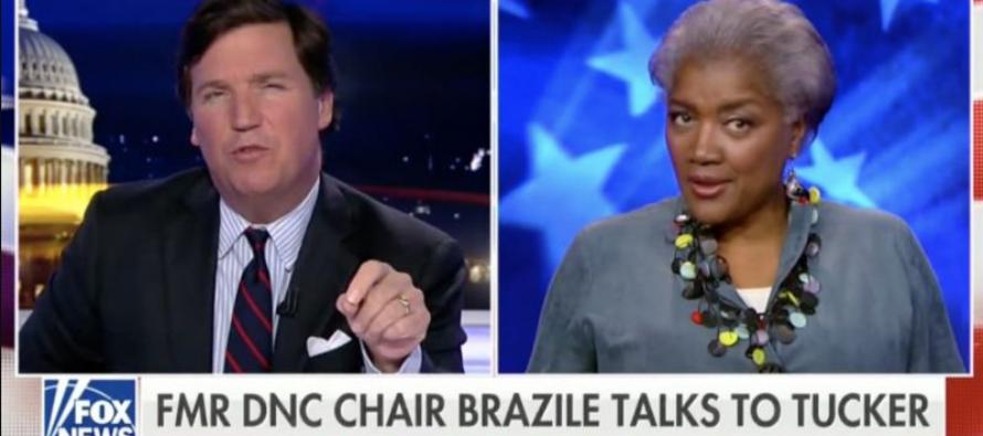 SHOWDOWN: Watch Tucker Carlson and Ex-DNC Chairwoman Donna Brazile Go Head-to-Head