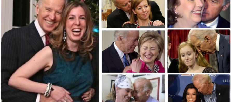 Damning Videos Emerge of Joe Biden – An 'Open Sexual Predator?'