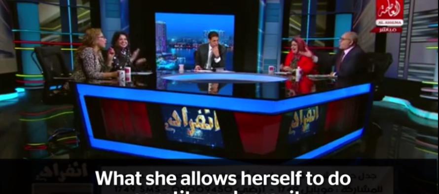 Egyptian Prosecutor: It is the national duty of men to rape women in ripped jeans [VIDEO]
