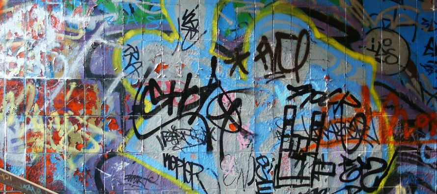Property Owner Sued for Removing Graffiti
